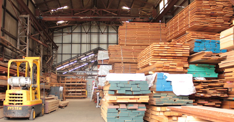 Anagote Timber Yard
